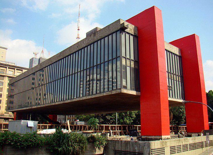 Muzej Umjetnosti Sao Paulo