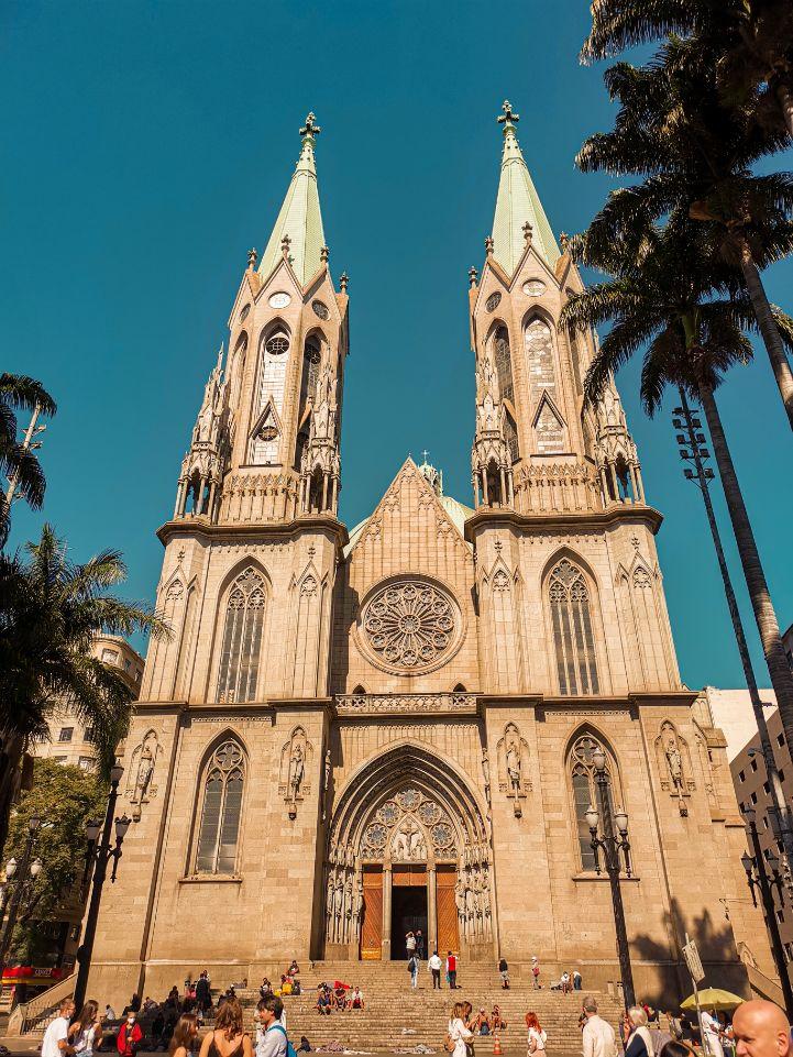 Se katedrala Sao Paulo