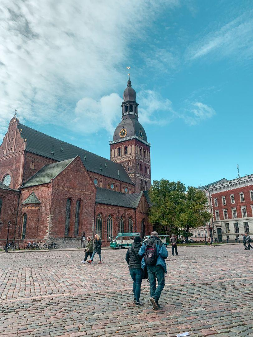 Riga katedrala