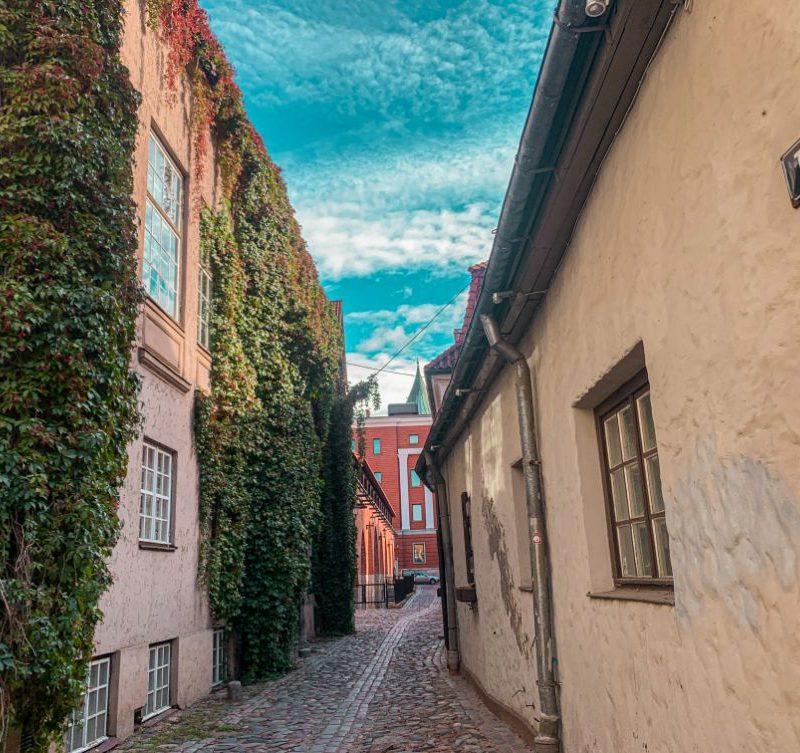 Stari grad Rige