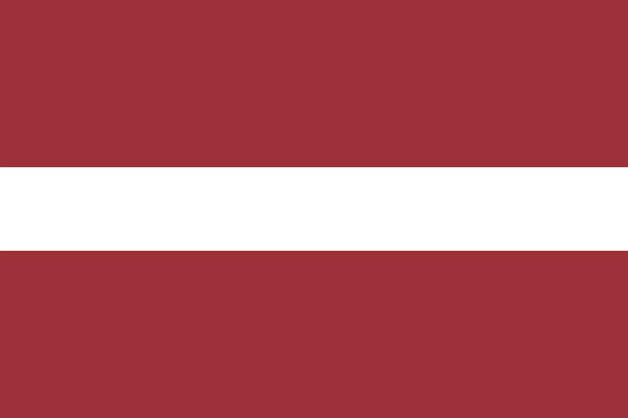 Zastava Latvije