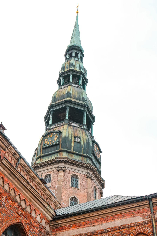 Crkva svetog Petra Riga
